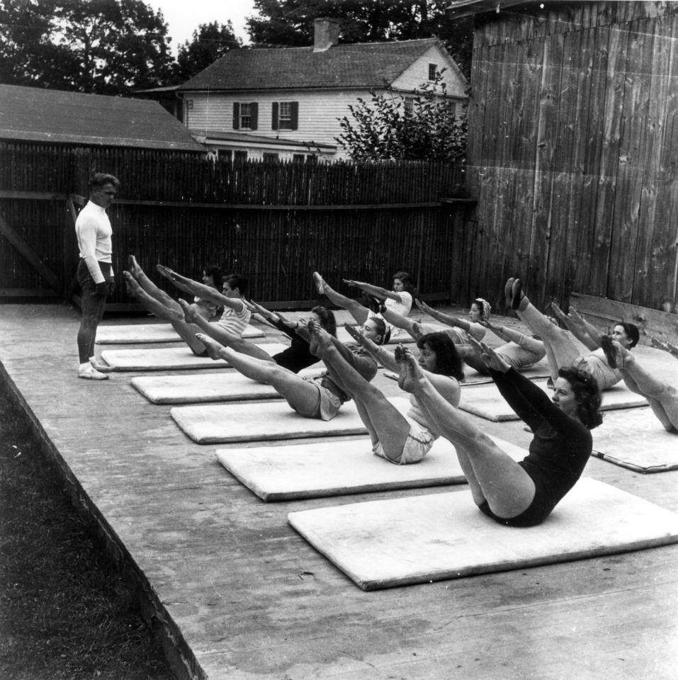 Joseph Pilates – Body Basics – Well-being